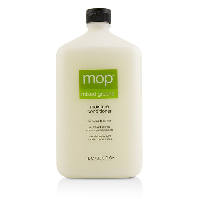 MOP Mixed Greens Moisture Conditioner (For Normal to Dry Hair) 1000ml