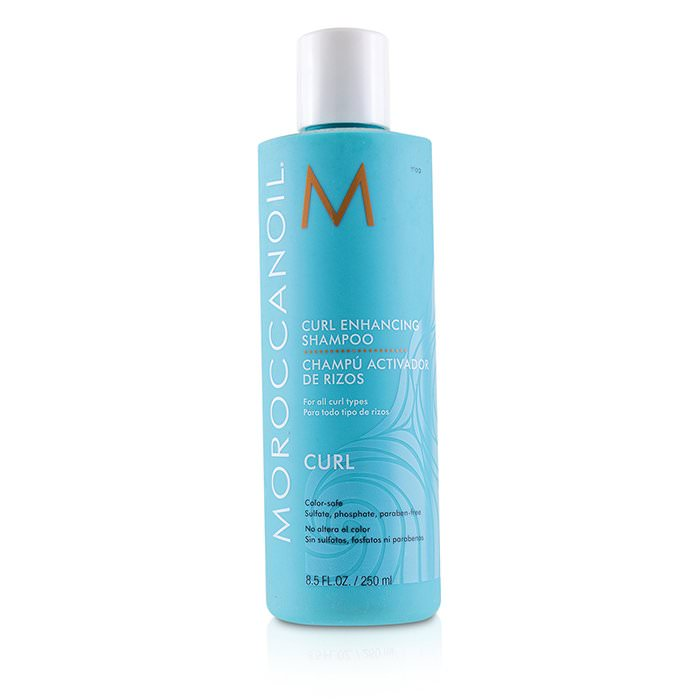 Moroccanoil Curl Enhancing Shampoo (For All Curl Types) 250ml
