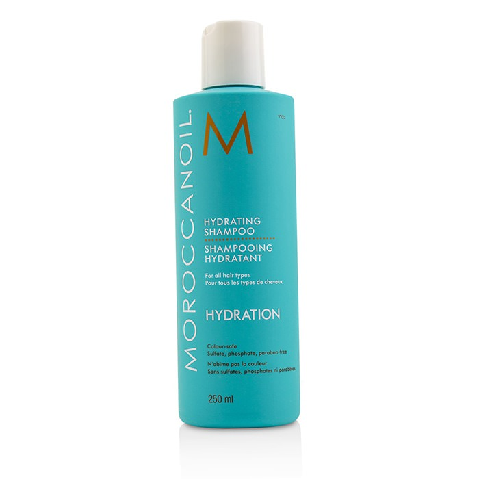 Moroccanoil Hydrating Shampoo (For All Hair Types) 250ml