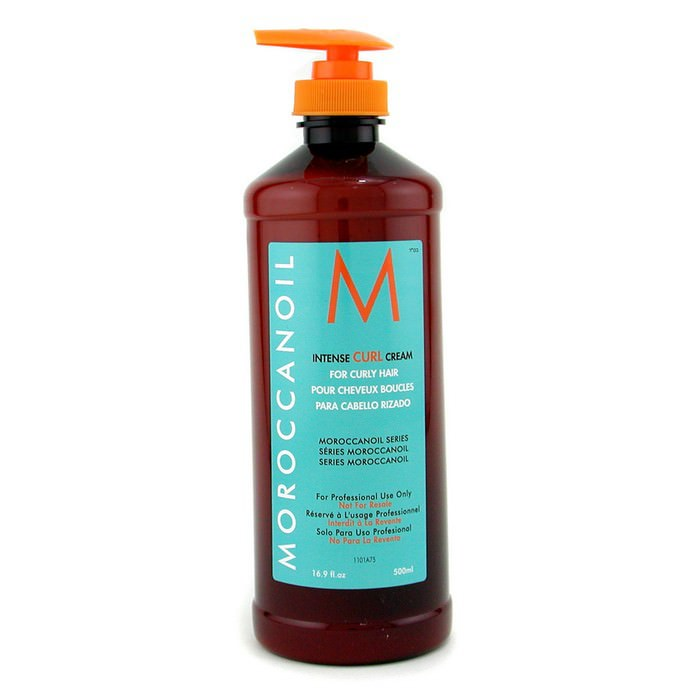 Moroccanoil Intense Curl Cream (For Wavy to Curly Hair) 500ml