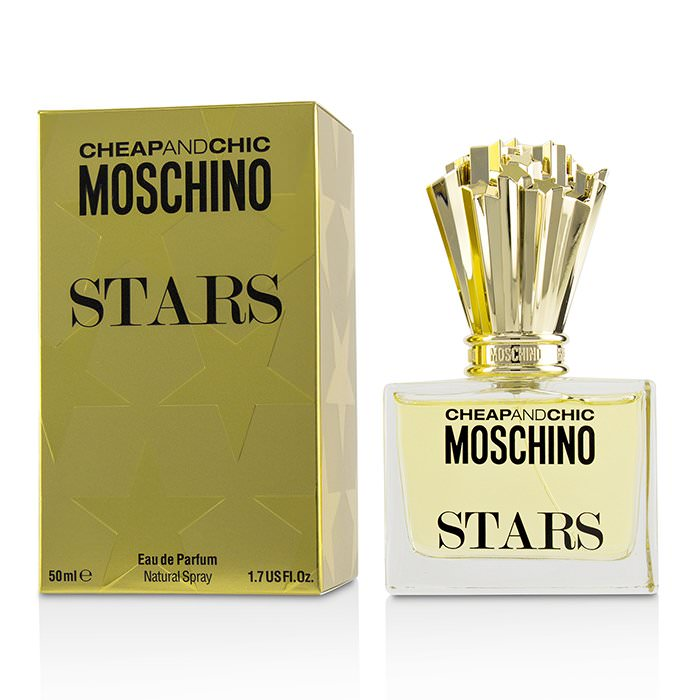Moschino Cheap & Chic Stars Eau De Parfum Spray 50ml