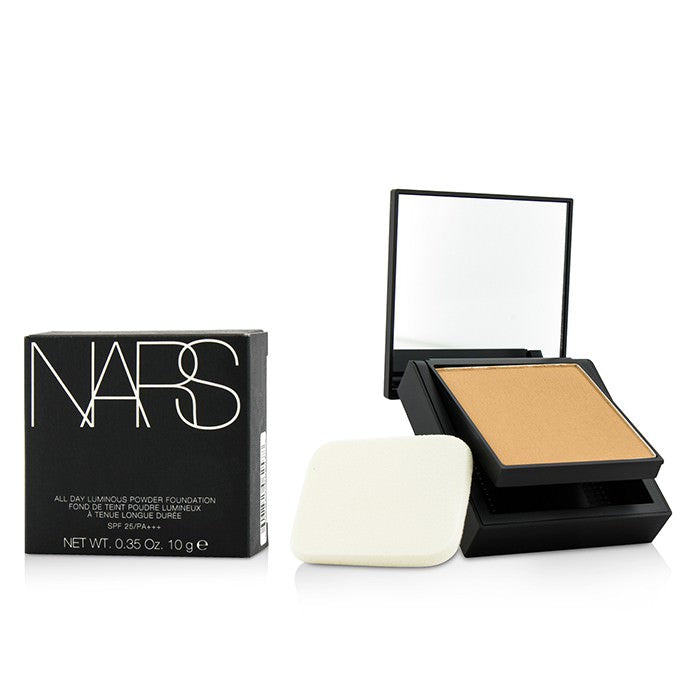 NARS All Day Luminous Powder Foundation SPF25 - Vallauris (Medium 1.5 Medium with pink undertone) 12g
