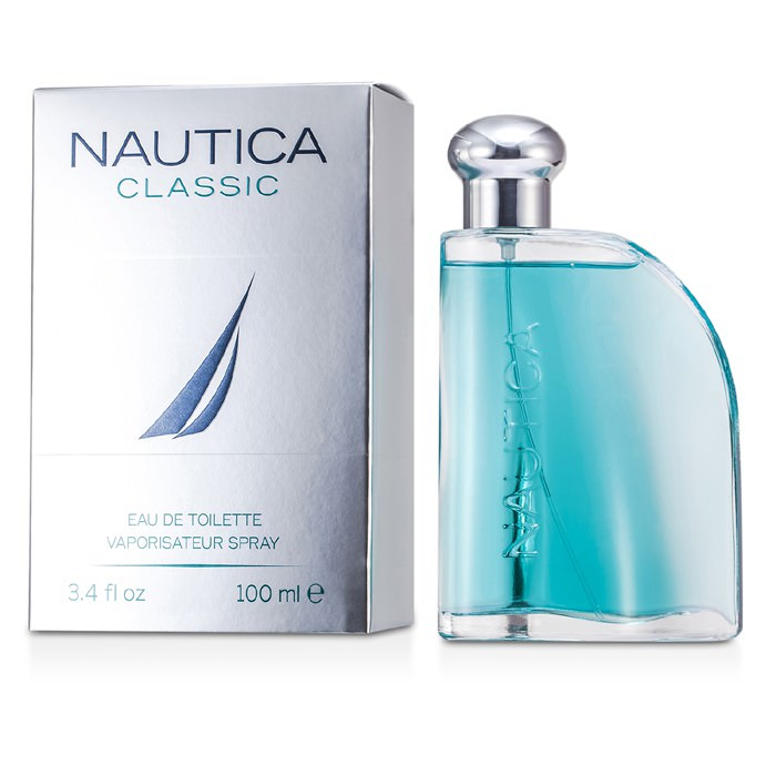 Nautica Classic Eau De Toilette Spray 100ml