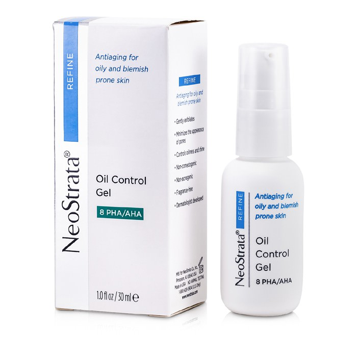 Neostrata Refine Oil Control Gel 8 PHA/AHA 30ml