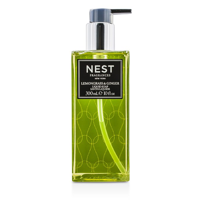Nest Liquid Soap - Lemongrass & Ginger 300ml