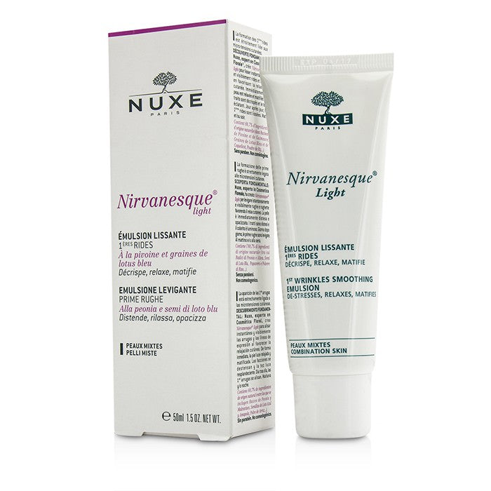 Nuxe Nirvanesque 1st Wrinkles Light Smoothing Emulsion (For Combination Skin) 50ml