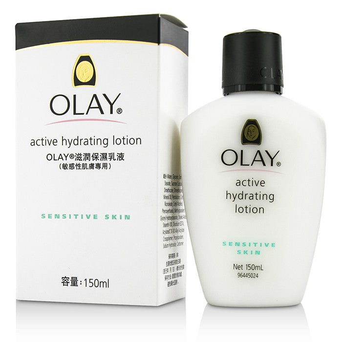 Olay Active Hydrating Lotion - For Sensitive Skin 150ml