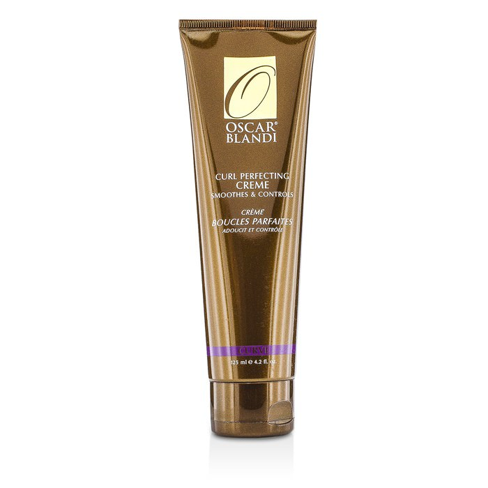 Oscar Blandi Curve Curl Perfecting Creme (Smoothes & Controls) 125ml