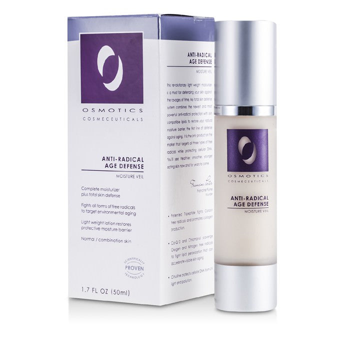 Osmotics Anti-Radical Age Defense Moisture Veil 50ml