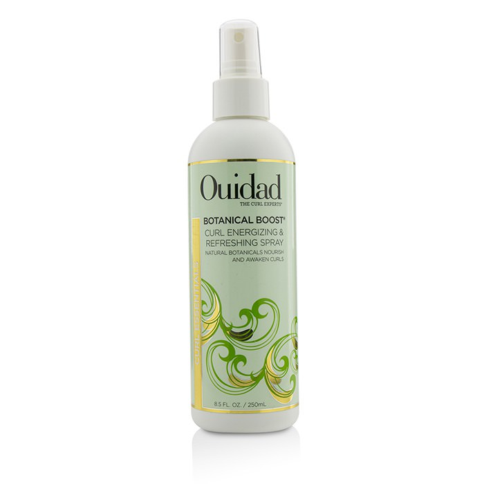 Ouidad Botanical Boost Curl Energizing & Refreshing Spray (All Curl Types) 250ml