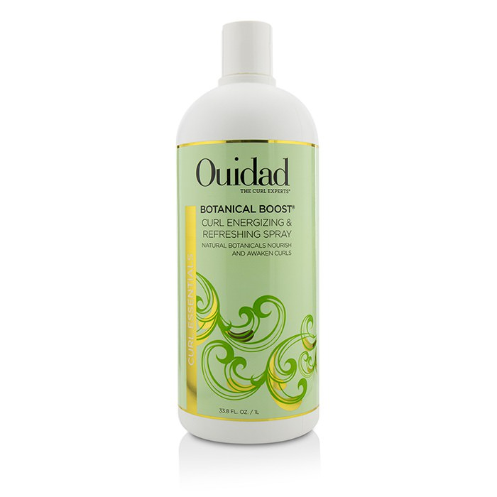 Ouidad Botanical Boost Curl Energizing & Refreshing Spray (Curl Essentials) 1000ml