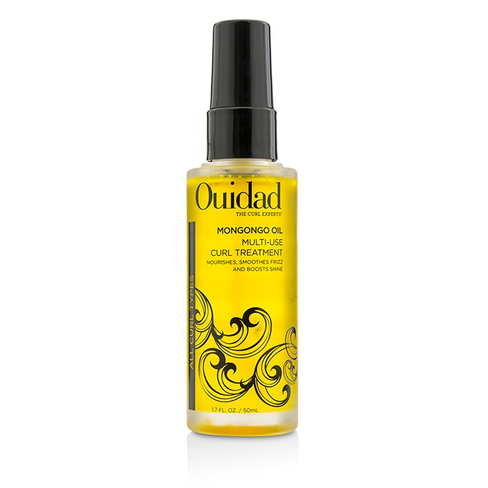 Ouidad Mongongo Oil Multi-Use Curl Treatment (All Curl Types) 50ml