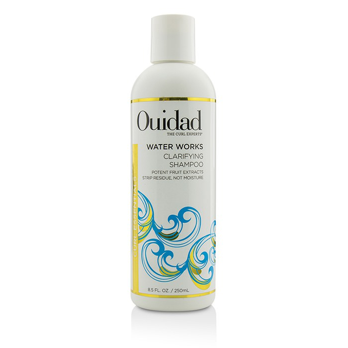 Ouidad Water Works Clarifying Shampoo (Curl Essentials) 250ml