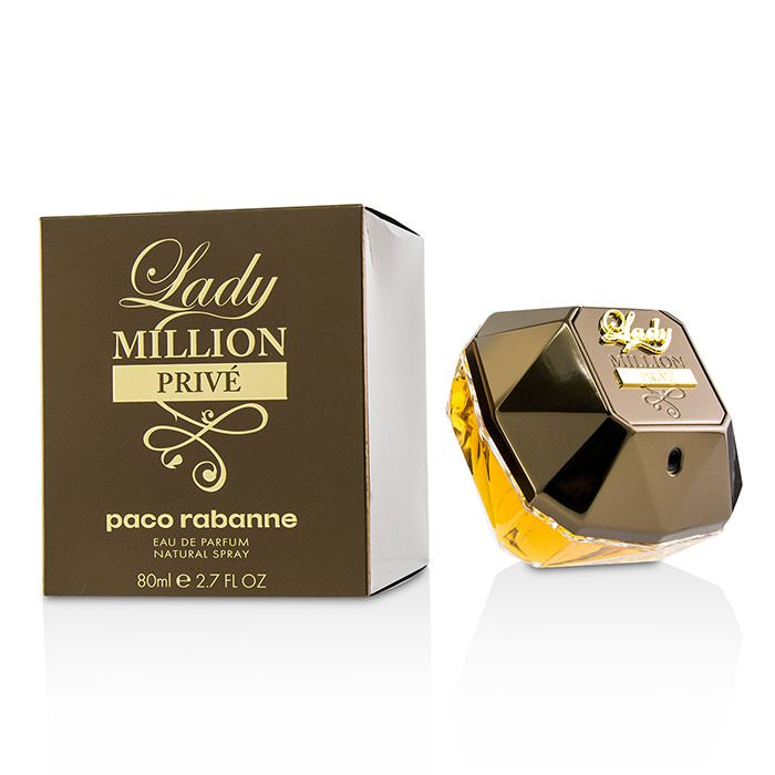 Paco Rabanne Lady Million Prive Eau De Parfum Spray 80ml