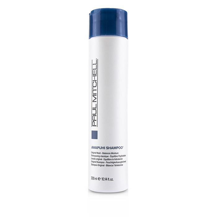 Paul Mitchell Awapuhi Shampoo (Original Wash - Balances Moisture) 300ml