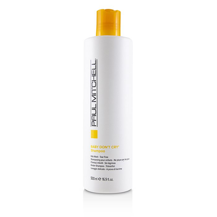 Paul Mitchell Baby Don't Cry Shampoo (Kids Wash - Tear Free) 500ml