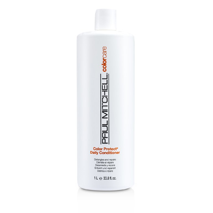 Paul Mitchell Color Care Color Protect Daily Conditioner (Detangles and Repairs) 1000ml