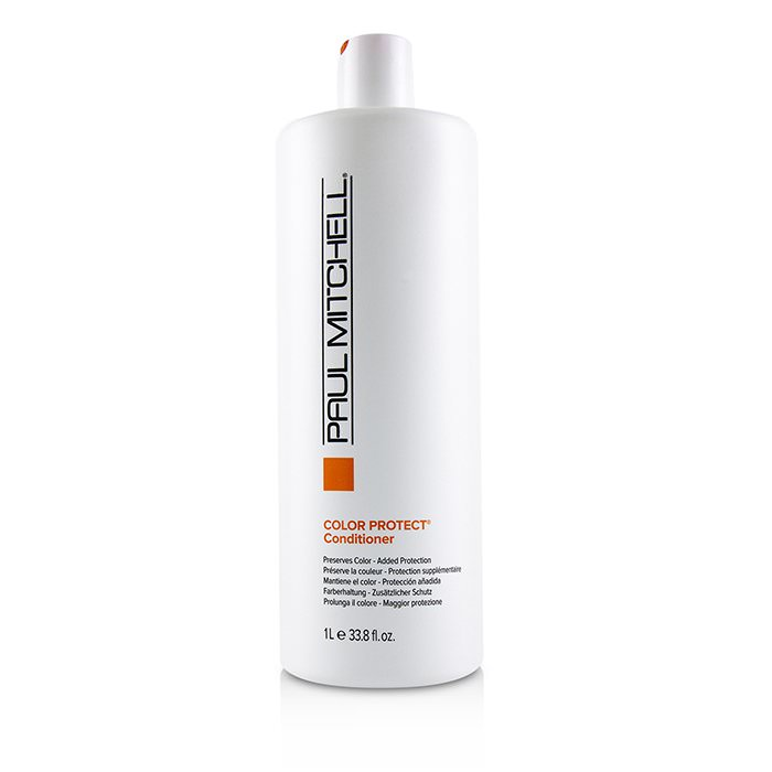 Paul Mitchell Color Protect Conditioner (Preserves Color - Added Protection) 1000ml