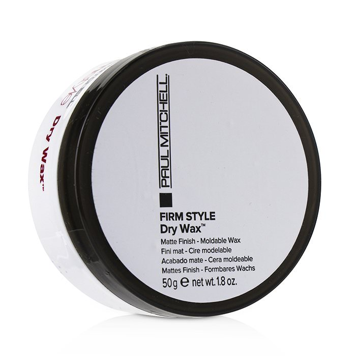 Paul Mitchell Firm Style Dry Wax (Matte Finish - Moldable Wax) 50g