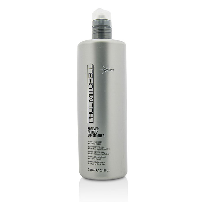 Paul Mitchell Forever Blonde Conditioner (Intense Hydration - KerActive Repair) 710ml