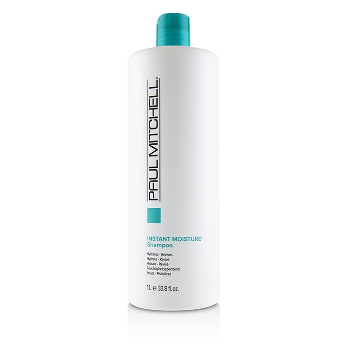 Paul Mitchell Instant Moisture Shampoo (Hydrates - Revives) 1000ml