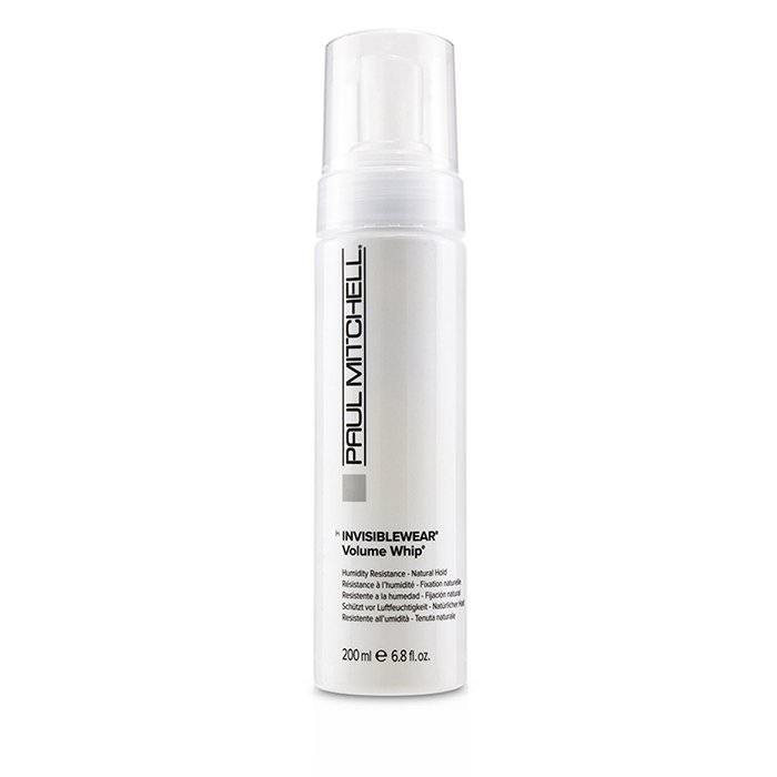 Paul Mitchell Invisiblewear Volume Whip (Humidity Resistance - Natural Hold) 200ml