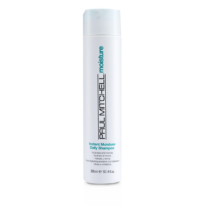Paul Mitchell Moisture Instant Moisture Daily Shampoo (Hydrates and Revives) 300ml
