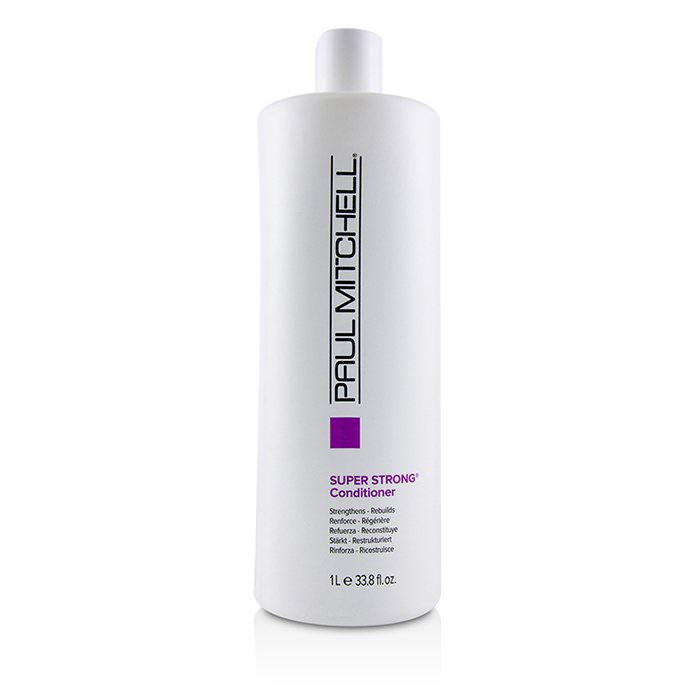 Paul Mitchell Super Strong Conditioner (Strengthens - Rebuilds) 1000ml