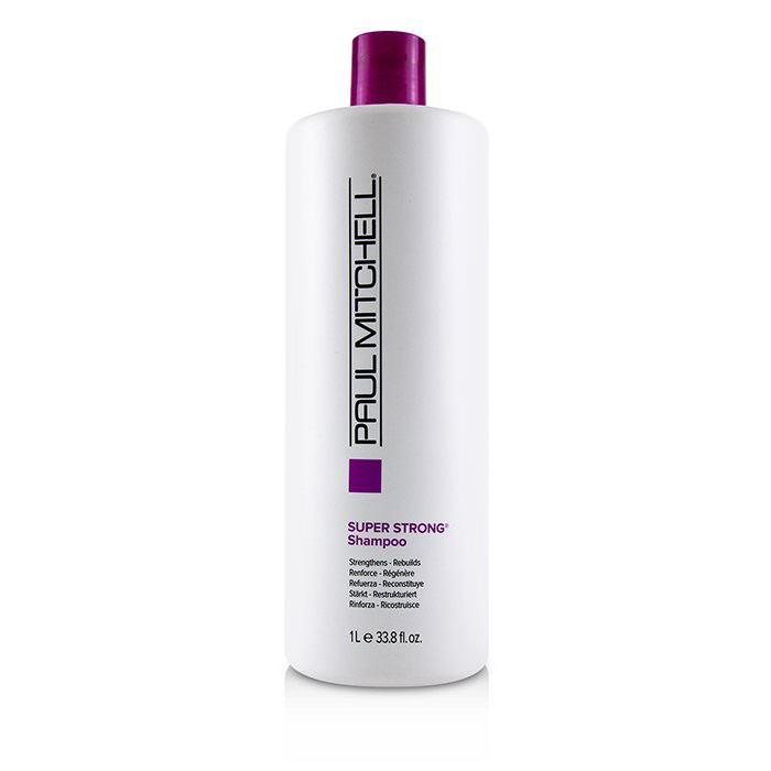 Paul Mitchell Super Strong Shampoo (Strengthens - Rebuilds) 1000ml