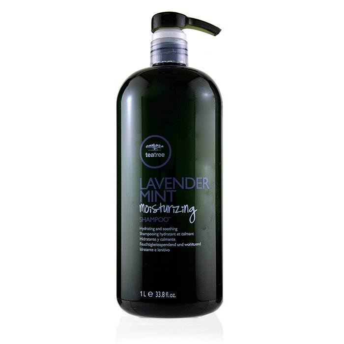 Paul Mitchell Tea Tree Lavender Mint Moisturizing Shampoo (Hydrating and Soothing) 1000ml