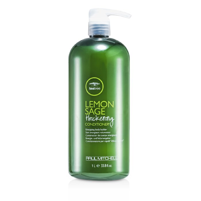 Paul Mitchell Tea Tree Lemon Sage Thickening Conditioner (Energizing Body Builder) 1000ml