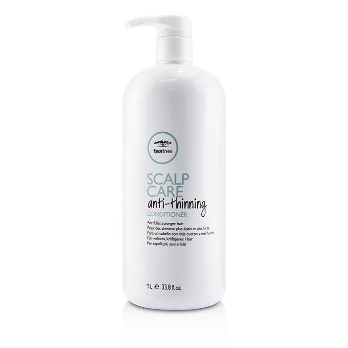 Paul Mitchell Tea Tree Scalp Care Anti-Thinning Conditioner (For Fuller, Stronger Hair) 1000ml