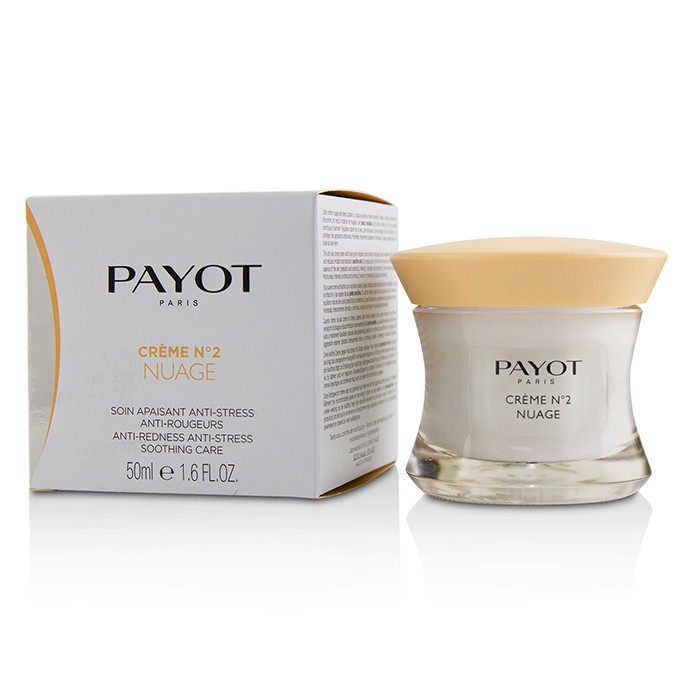 Payot Creme No 2 Nuage Anti-Redness Anti-Stress Soothing Care 50ml