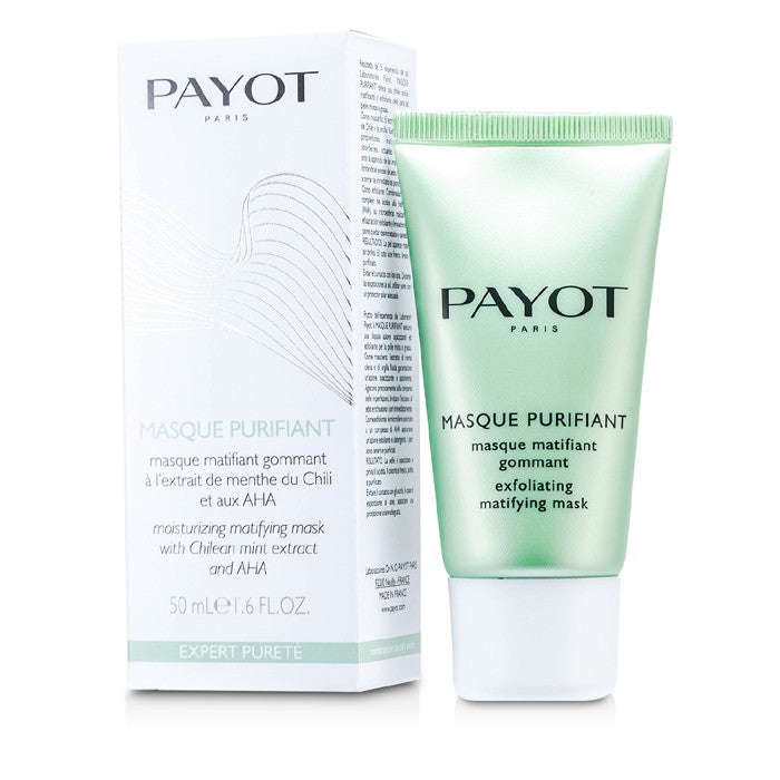 Payot Expert Purete Masque Purifiant - Moisturizing Matifying Mask 50ml
