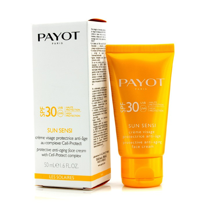 Payot Les Solaires Sun Sensi - Protective Anti-Aging Face Cream SPF 30 50ml