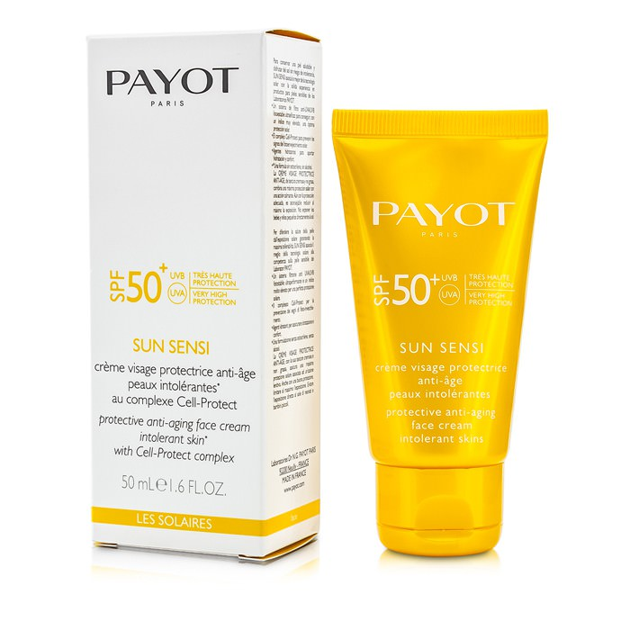 Payot Les Solaires Sun Sensi Protective Anti-Aging Face Cream SPF 50+ 50ml
