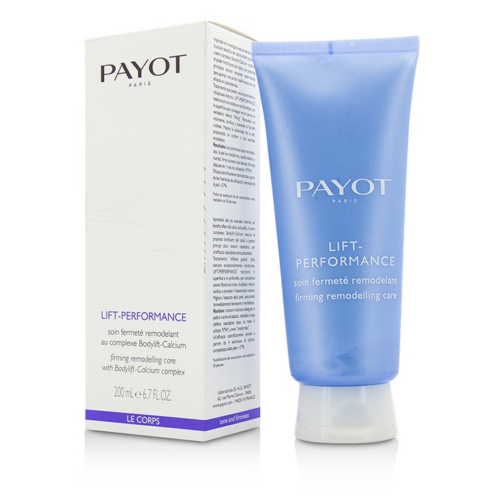 Payot Lift-Performance Firming Remodelling Care with Bodylift Calcium Complex 200ml