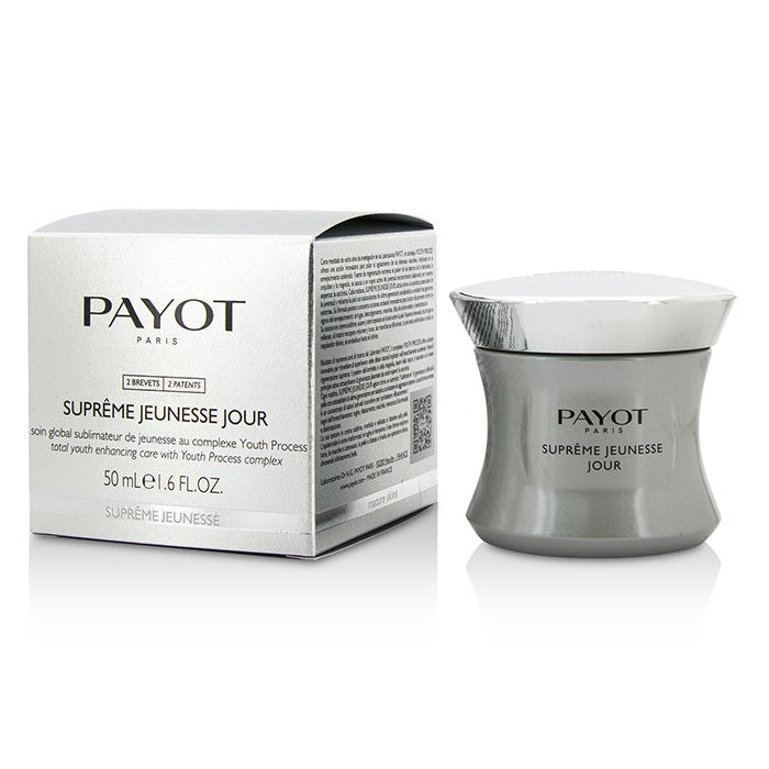Payot Supreme Jeunesse Jour Youth Process Total Youth Enhancing Care - For Mature Skins 50ml
