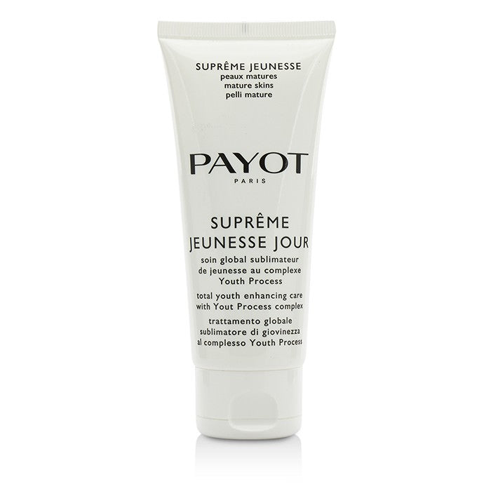 Payot Supreme Jeunesse Jour Youth Process Total Youth Enhancing Care - For Mature Skins - Salon Size 100ml