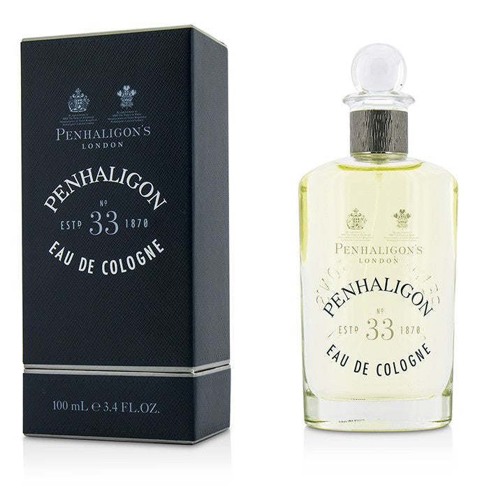 Penhaligon's No.33 Eau De Cologne Spray 100ml