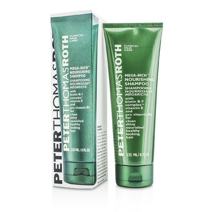 Peter Thomas Roth Mega-Rich Nourishing Shampoo 235ml