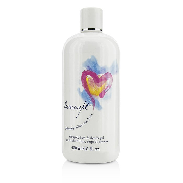 Philosophy Loveswept Shampoo, Bath & Shower Gel 480ml