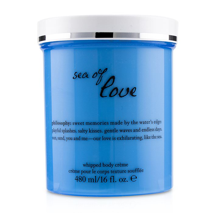 Philosophy Sea Of Love Whipped Body Cream 480ml