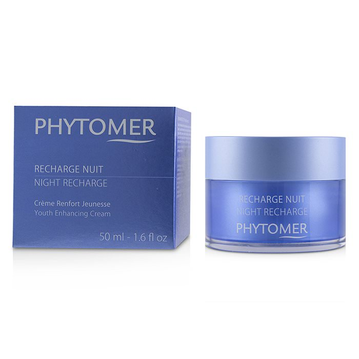 Phytomer Night Recharge Youth Enhancing Cream 50ml