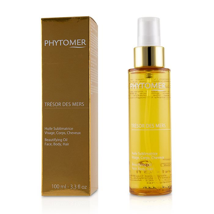 Phytomer Tresor des Mers Beautifying Oil (For Face, Body and Hair) 100ml