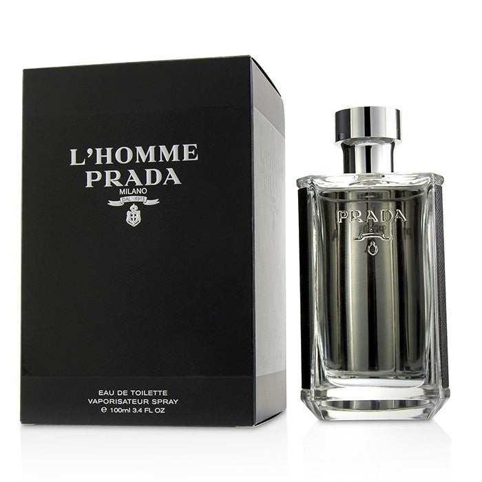 Prada L'Homme Eau De Toilette Spray 100ml