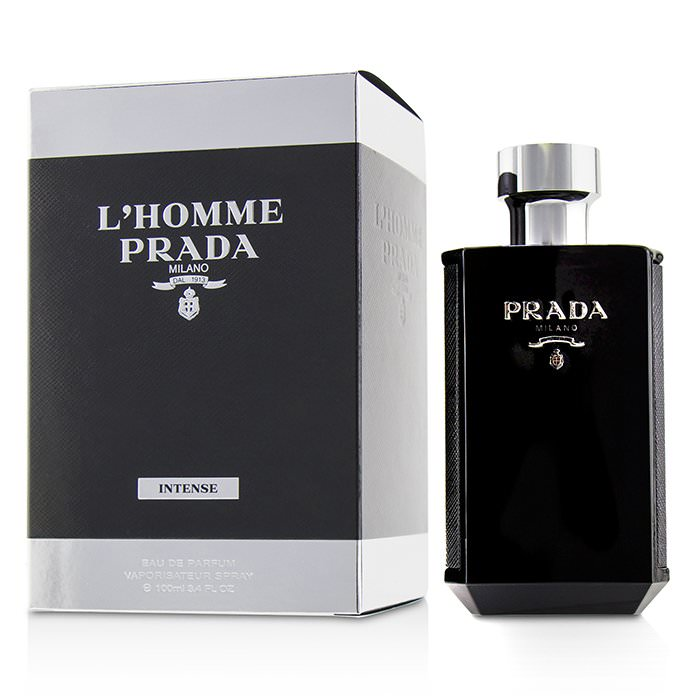 Prada L'Homme Intense Eau De Parfum Spray 100ml