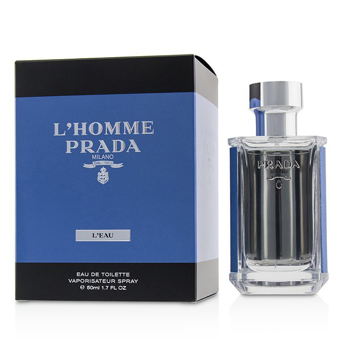 Prada L'Homme L'Eau Eau De Toilette Spray 50ml