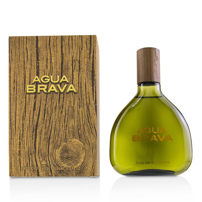 Puig Agua Brava Eau De Cologne Splash 200ml