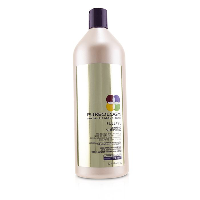 Pureology Fullfyl Shampoo (For Colour-Treated Hair In Need of Density and Texture) 1000ml